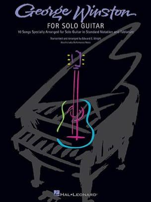 George Winston - George Winston For Solo Guitar - Sheet Music - di-arezzo.com