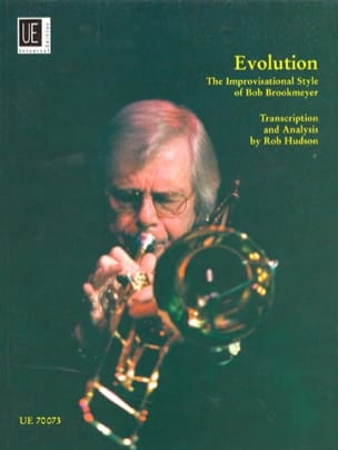 Bob Brookmeyer - Evolution - The Improvisation Style - Partition - di-arezzo.fr