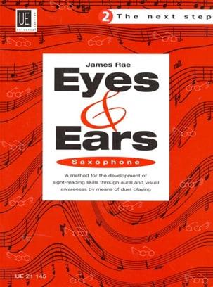 Eyes & Ears Volume 2 - The Next Step James Rae Partition laflutedepan