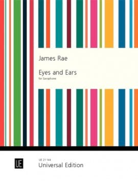 James Rae - Eyes & Ears Volume 1 - Foundation - Partition - di-arezzo.fr