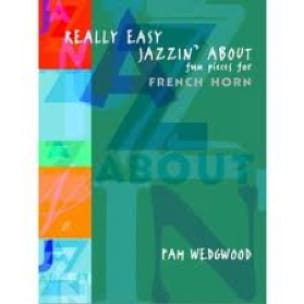 Pamela Wedgwood - Really Easy Jazzin' About - Partition - di-arezzo.fr