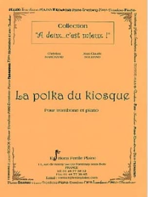 La Polka du Kiosque - Marchand C. / Soldano J.C. - laflutedepan.com