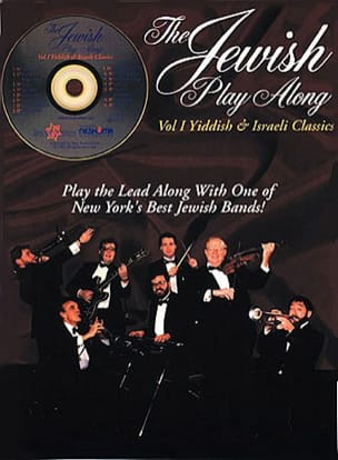 The Jewish Play Along Ut Volume 1 - Yiddish & Israeli Classics - laflutedepan.com