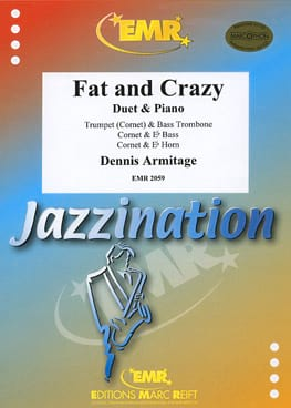 Fat & Crazy Dennis Armitage Partition laflutedepan
