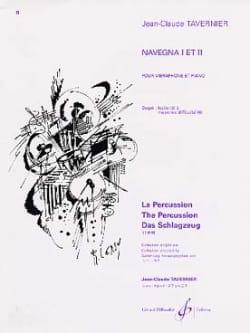 Navegna 1 Et 2 - Jean-Claude Tavernier - Partition - laflutedepan.com