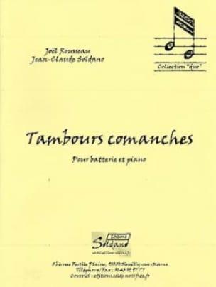 Tambours Comanches - laflutedepan.com
