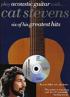 Cat Stevens - Play Acoustic Guitar With ... Cat Stevens - Sheet Music - di-arezzo.com