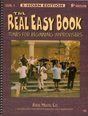 The Real Easy Book Volume 1 Bb Version - Sheet Music - di-arezzo.co.uk