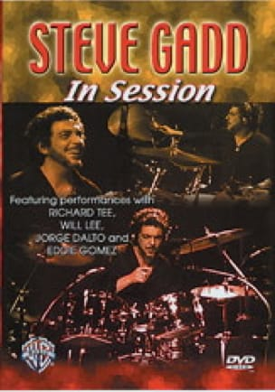 Steve Gadd - DVD - In Session - Sheet Music - di-arezzo.com