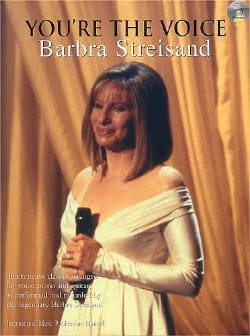 Barbra Streisand - You're The Voice - Sheet Music - di-arezzo.co.uk