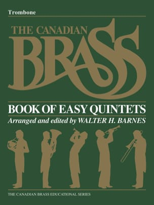 Book Of Beginning Quintets - Partition - laflutedepan.com
