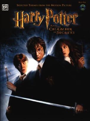 John Williams - Harry Potter et la Chambre des Secrets - Partition - di-arezzo.fr