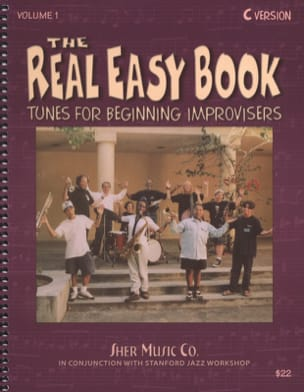 The Real Easy Book Volume 1 Partition Jazz - laflutedepan