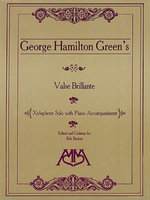 George Hamilton Green - Brilliant Waltz - Sheet Music - di-arezzo.co.uk