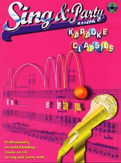 Sing & Party With Karaoke Classics - Partition - laflutedepan.com