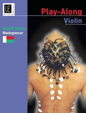 - World Music Madagascar Violin Play-Along - Sheet Music - di-arezzo.co.uk