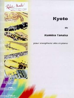 Kumiko Tanaka - Kyoto - Partition - di-arezzo.fr