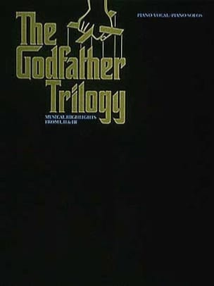 Nino Rota - The Godfather - The Trilogy - Sheet Music - di-arezzo.co.uk