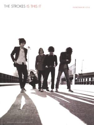 Is This It - The Strokes - Partition - Pop / Rock - laflutedepan.com