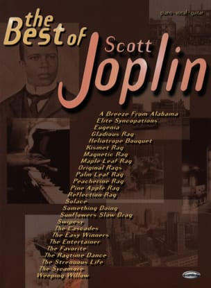 Scott Joplin - The Best Of Scott Joplin - Partition - di-arezzo.com