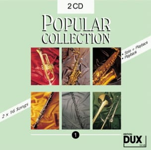 - CD Popular collection volume 1 - Partition - di-arezzo.fr