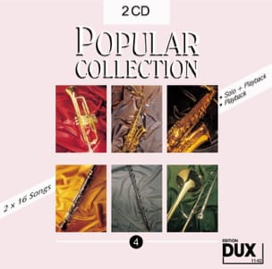- CD Popular collection volume 4 - Sheet Music - di-arezzo.co.uk