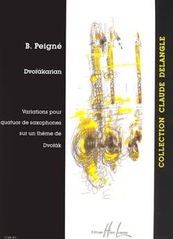 Dvorakarian - Bertrand Peigné - Partition - laflutedepan.com