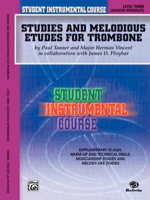Studies & Melodious Etudes Volume 3 laflutedepan