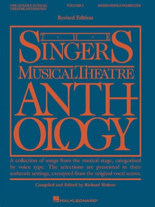 - The Singer's Musical Theater Anthology Volume 1 - Mezzo - Soprano / Alto - Sheet Music - di-arezzo.co.uk