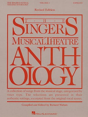 - The Singer's Musical Theater Anthology Volume 1 - Soprano - Sheet Music - di-arezzo.co.uk
