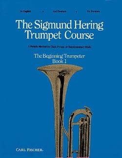 The Sigmund Hering Trumpet Course Book 1 Sigmund Hering laflutedepan