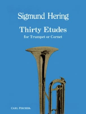 Sigmund Hering - 30 Studies - Sheet Music - di-arezzo.com