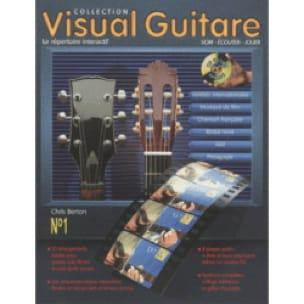 Chris Berton - Visual Guitare N° 1 Rom - Partition - di-arezzo.fr