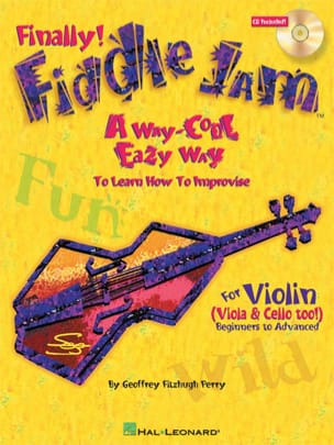 Geoffrey Fitzhugh Perry - Fiddle Jam - Partition - di-arezzo.fr