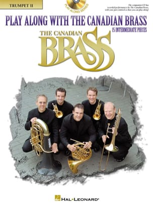 - Play Along With the Brass - 15 Intermediate Pieces - Sheet Music - di-arezzo.co.uk
