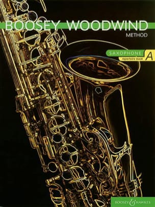 The Boosey Woodwind Method Book A - Partition - laflutedepan.com