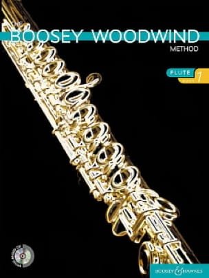 The Boosey Woodwind Method Flute - Partition - laflutedepan.com