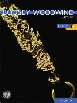 - The Boosey Woodwind Method Clarinet - Sheet Music - di-arezzo.com