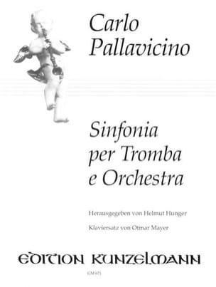 Carlo Pallavicino - Sinfonia Per Tromba E Orchestra - Partition - di-arezzo.fr
