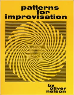 Oliver Nelson - Patterns For Improvisation - Sheet Music - di-arezzo.co.uk