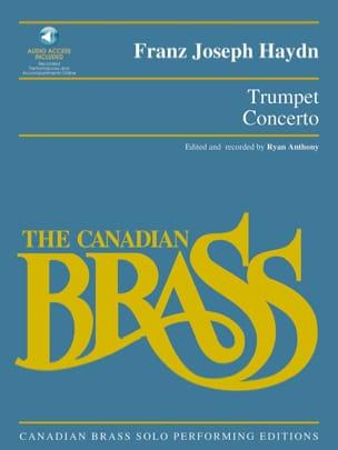 Trumpet Concerto - HAYDN - Partition - Trompette - laflutedepan.com