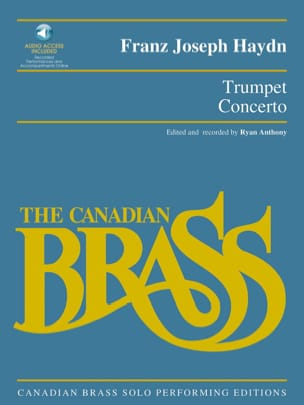 Trumpet Concerto - Joseph Haydn - Partition - laflutedepan.com
