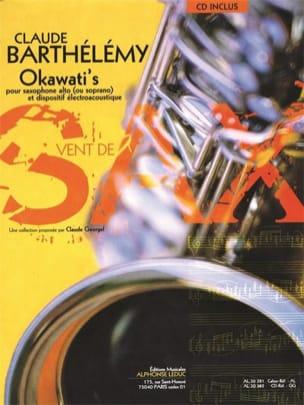 Claude Barthélémy - Okawati's - Sheet Music - di-arezzo.co.uk