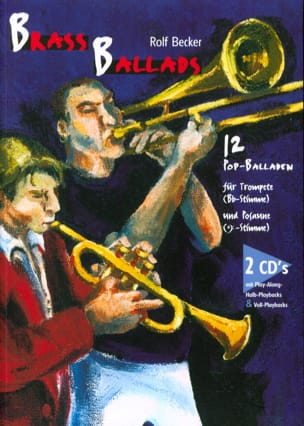 Brass Ballads - 12 Pop-Balladen Partition laflutedepan