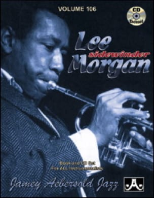 Morgan Lee / Aebersold Jamey - Volume 106 - Sidewinder - Partition - di-arezzo.fr