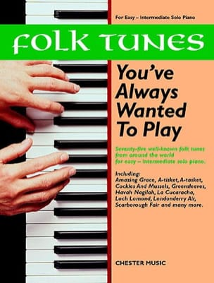 - Folk Tunes You've Always Wanted To Play - Sheet Music - di-arezzo.co.uk