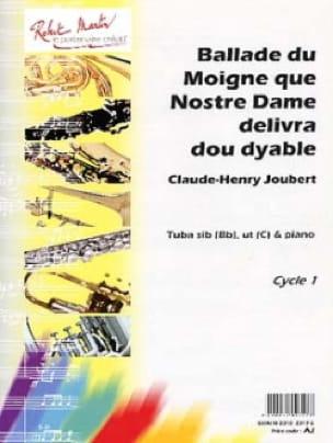 Ballade du Moigne Que Nostre Dame Délivra Dou Dyable - laflutedepan.com