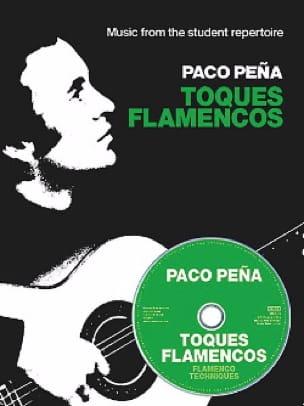 Paco Pena - Toques Flamencos - Partition - di-arezzo.fr