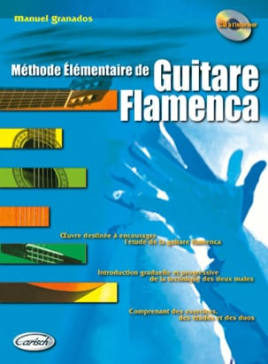 Manuel Granados - Elementary Method of Flamenco Guitar - Sheet Music - di-arezzo.co.uk