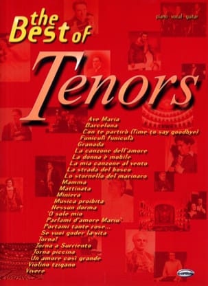 - The Best Of Tenor - Sheet Music - di-arezzo.co.uk